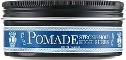 Духи, Парфюмерия, косметика Помада для волос сильной фиксации экстра-блеск для мужчин - Lavish Care Strong Hold Hide Sheen Water Pomade