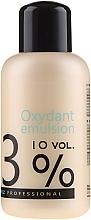 Духи, Парфюмерия, косметика Перекись водорода в креме 3% - Stapiz Professional Oxydant Emulsion 10 Vol