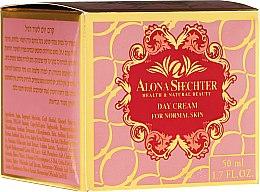 Духи, Парфюмерия, косметика Дневной крем для нормальной кожи лица - Alona Shechter Day Cream For Normal Skin