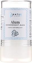 Духи, Парфюмерия, косметика Дезодорант - Natur Planet Alum Natural Crystal Deodorant