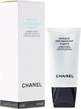 Духи, Парфюмерия, косметика Очищающая крем-маска анти-стресс - Chanel Precision Masque Destressant Purete