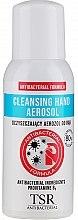 Духи, Парфюмерия, косметика Антибактериальный спрей для рук - TSR Antibacterial Cleansing Hand Aerosol