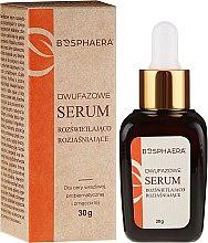 Духи, Парфюмерия, косметика Двухфазная осветляющая сыворотка - Bosphaera Serum