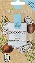Духи, Парфюмерия, косметика Пилинг для тела с кокосовым маслом - Bielenda Coconut Oil Moisturizing Peeling