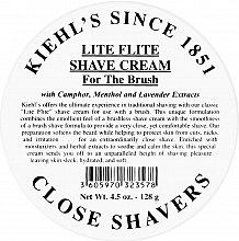 Крем для бритья - Kiehl's Lite Flite Shave Cream — фото N2