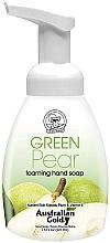 """Духи, Парфюмерия, косметика Мыло-пенка для рук """"Зеленая груша"""" - Australian Gold Foaming Hand Soap Green Pear"""