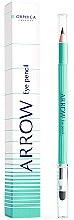 Духи, Парфюмерия, косметика Карандаш для глаз - Orphica Arrow Eye Pencil