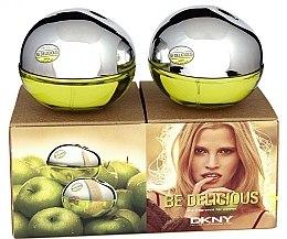 Духи, Парфюмерия, косметика Donna Karan DKNY Be Delicious - Набор (edp 30ml + edp 30ml)