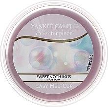 Духи, Парфюмерия, косметика Ароматический воск - Yankee Candle Sweet Nothings Melt Cup