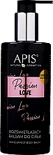 Духи, Парфюмерия, косметика Осветляющий бальзам для тела - APIS Professional Passion Love Body Balm