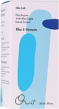 Духи, Парфюмерия, косметика Восстанавливающая сыворотка для лица - Oio Lab The E-serum Pro-Repair Anti Blue Light Facial Serum