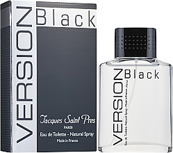 Ulric de Varens Version Black - Туалетная вода — фото N2