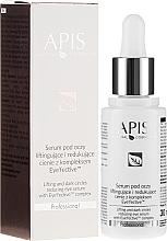 Духи, Парфюмерия, косметика Сыровотка для кожи вокруг глаз - Apis Professional Serum