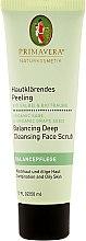 Духи, Парфюмерия, косметика Скраб для лица - Primavera Balancing Deep Cleansing Face Scrub