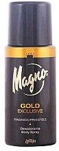 Духи, Парфюмерия, косметика Дезодорант - La Toja Magno Gold Exclusive Body Spray