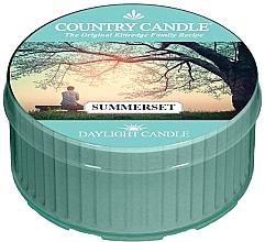 Духи, Парфюмерия, косметика Чайная свеча - Country Candle Summerset Daylight