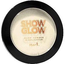 Духи, Парфюмерия, косметика Пудра-хайлайтер для лица - Avon Mark Show Glow Powder Highlighter