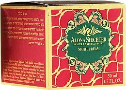 Духи, Парфюмерия, косметика Ночной крем для лица - Alona Shechter Night Cream