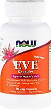 Духи, Парфюмерия, косметика Мультивитамины для женщин, капсулы - Now Foods Eve Womans Multi