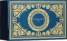 Духи, Парфюмерия, косметика Versace Eros - Набор (bag + edt/100ml + edt/10ml)
