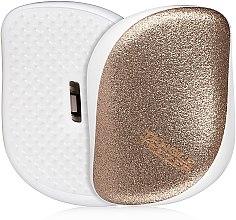 Духи, Парфюмерия, косметика Компактная щетка для волос - Tangle Teezer Compact Styler Glitter Gold