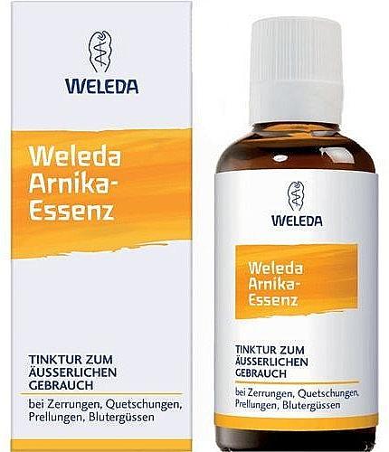 Эссенция для наружного применения при растяжениях и ушибах - Weleda Arnica Essence — фото N1