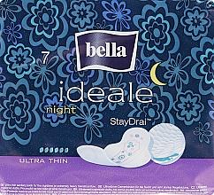 Духи, Парфюмерия, косметика Прокладки Ideale Night StayDrai, 7 шт - Bella