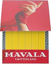 Духи, Парфюмерия, косметика Мини пилочки для ногтей - Mavala Mini Emery Boards