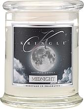 Духи, Парфюмерия, косметика Ароматическая свеча в банке - Kringle Candle Midnight