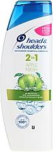"""Духи, Парфюмерия, косметика Шампунь и бальзам-ополаскиватель против перхоти 2в1 """"Свежее яблоко"""" - Head & Shoulders Apple Fresh Shampoo 2in1"""
