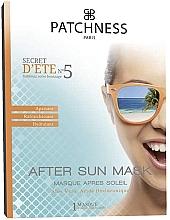 Духи, Парфюмерия, косметика Ультра-увлажняющая маска для лица после загара - Patchness Mask After Sun