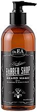 Духи, Парфюмерия, косметика Шампунь-кондиционер 2 в 1 для бороды - Dr. EA Barber Shop Beard Wash 2 in1 Shampoo & Conditioner