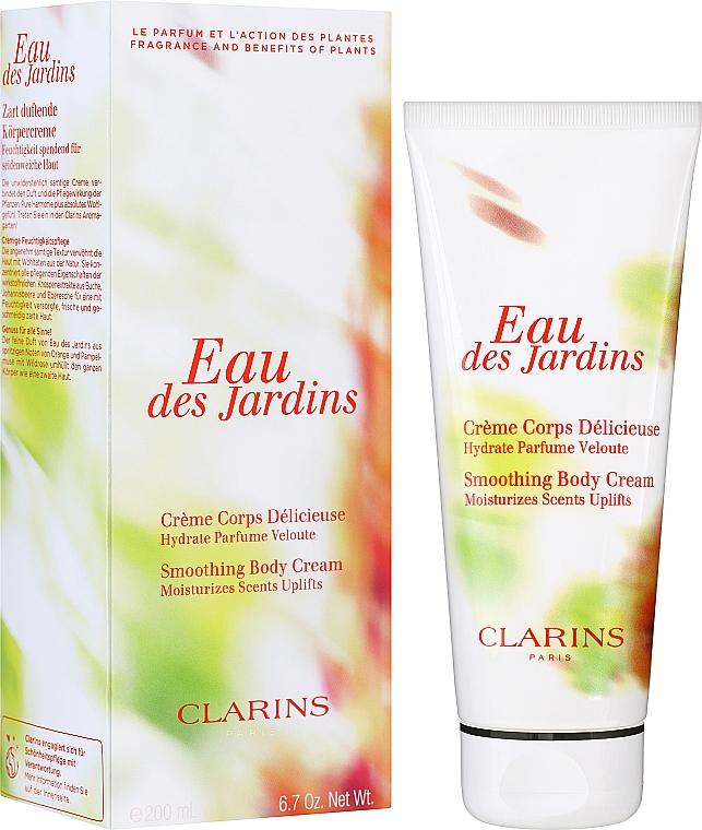 Clarins Eau des Jardins - Крем для тела  — фото N2