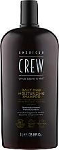 Духи, Парфюмерия, косметика Шампунь для глубокого увлажнения - American Crew Daily Deep Moisturizing Shampoo