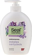 "Духи, Парфюмерия, косметика Крем-мыло ""Сирень"" - Seal Cosmetics Cream Soap Limited Edition"