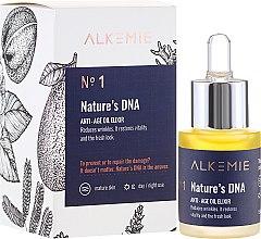 Духи, Парфюмерия, косметика Омолаживающий эликсир для лица - Alkemie Nature's DNA Oil Elixir