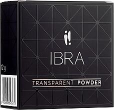 Духи, Парфюмерия, косметика Рассыпчатая пудра для лица - Ibra Transparent Powder