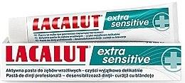"Духи, Парфюмерия, косметика Зубная паста ""Extra Sensitive"" - Lacalut"