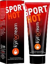 Духи, Парфюмерия, косметика Противовоспалительный крем для тела - Melvita Kyrocream Sport Hot Cream