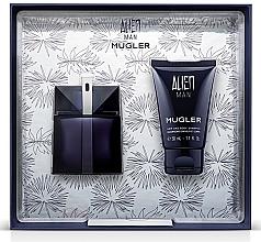 Духи, Парфюмерия, косметика Mugler Alien Man Gift Set - Подарочный набор (edt/50ml+b/shm/50ml)