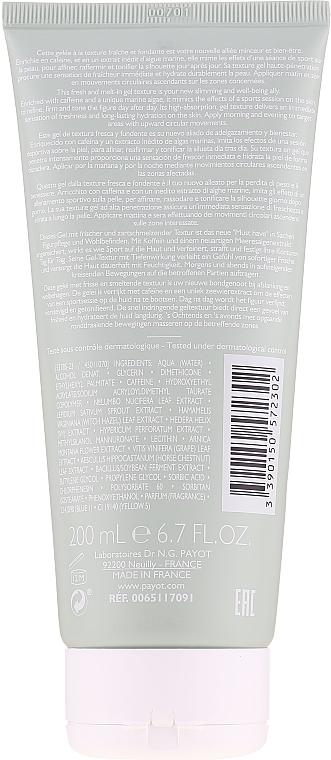 Тонизирующее средство для моделирования силуэта и повышения упругости кожи - Payot Herboriste Detox — фото N2
