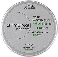 Духи, Парфюмерия, косметика Воск придающий блеск - Joanna Styling Effect Glossing Wax