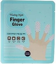 Духи, Парфюмерия, косметика Маска для ногтей - Holika Holika Healing Nails Finger Glove