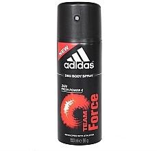 Духи, Парфюмерия, косметика Adidas Team Force 24h Fresh Power Deo Body Spray - Дезодорант-спрей