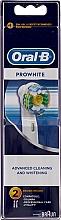 Духи, Парфюмерия, косметика Сменная насадка для электрической зубной щетки - Oral-B Pro White