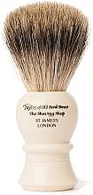 Духи, Парфюмерия, косметика Помазок для бритья, P2235 - Taylor of Old Bond Street Shaving Brush Pure Badger size L