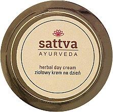 Духи, Парфюмерия, косметика Дневной крем с лечебными травами - Sattva Ayurveda Herbal Day Cream