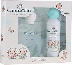 Духи, Парфюмерия, косметика Luxana Canastilla - Набор (edt/100ml + soap/150ml)
