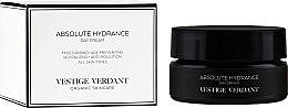 Духи, Парфюмерия, косметика Дневной крем для лица - Vestige Verdant Absolute Hydrance Day Cream