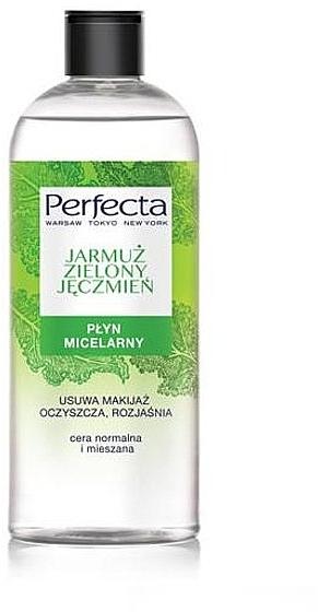 Мицеллярная вода для всех типов кожи - DermoFuture Veggie Kale & fennel Micellar Wather — фото N1